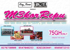 M3kor Repu, party on a bus. Organized by TDMTL on Repu Thursday